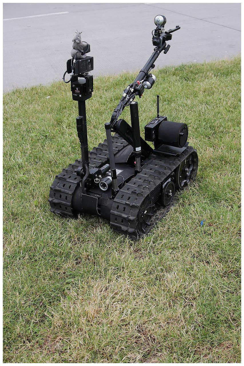 Parada Robotów 2015 – Droniada 3/4